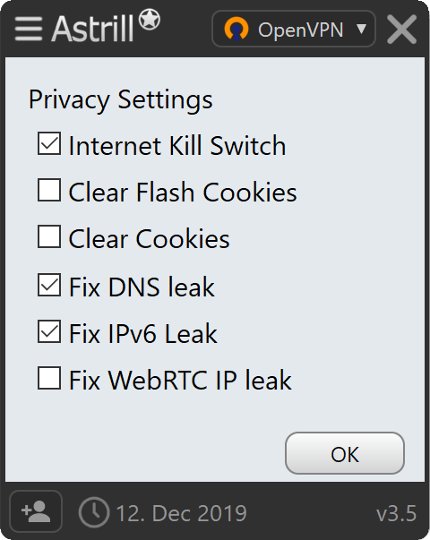 Download the best VPN app for Linux | Astrill VPN