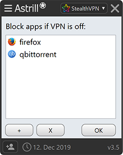 VPN for Kill switch