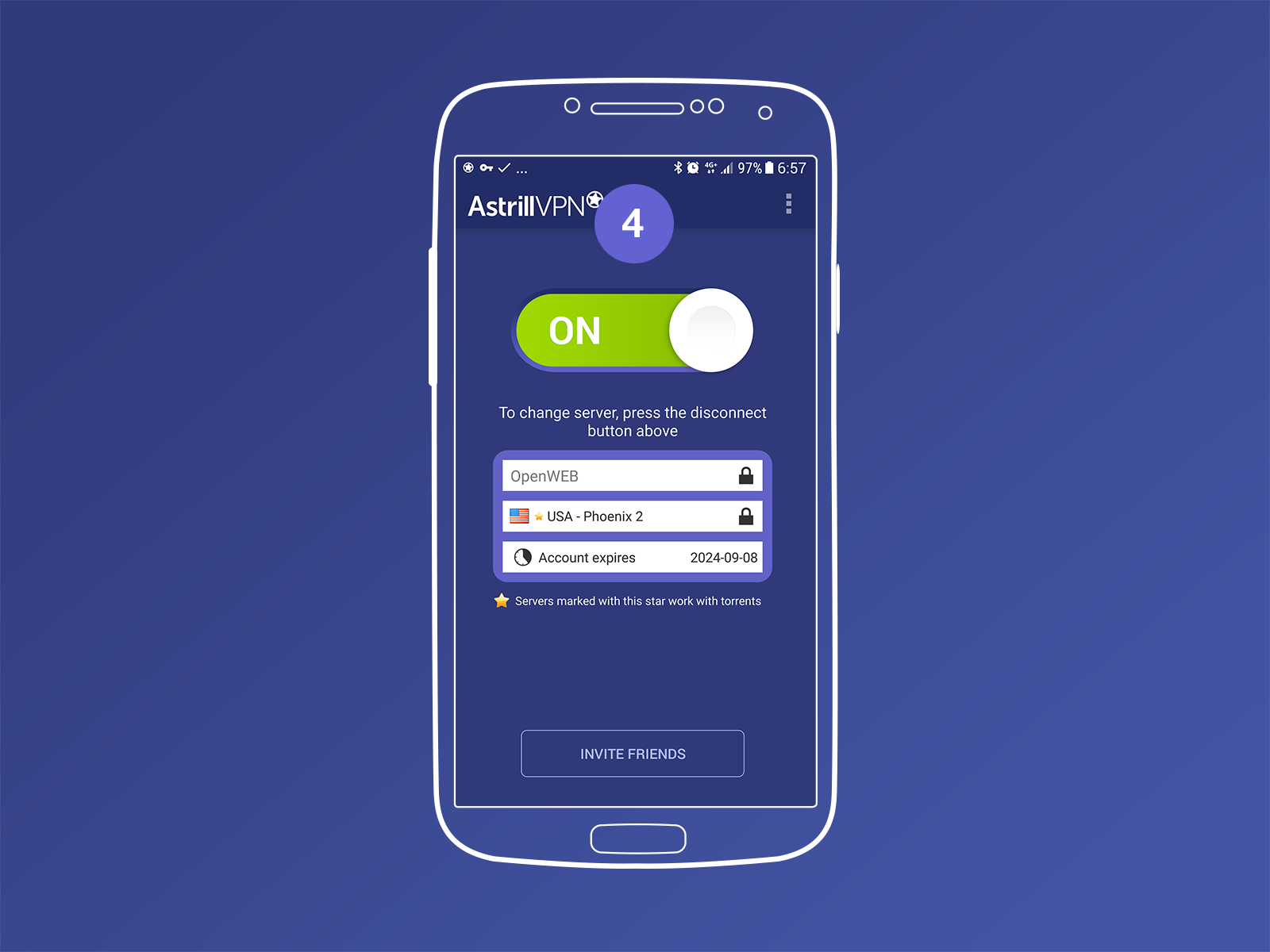 Download the best VPN for Android | Astrill VPN