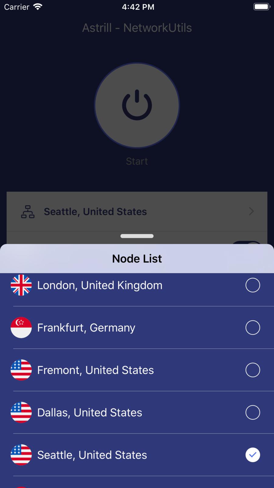 Beware of fake apps | Astrill VPN