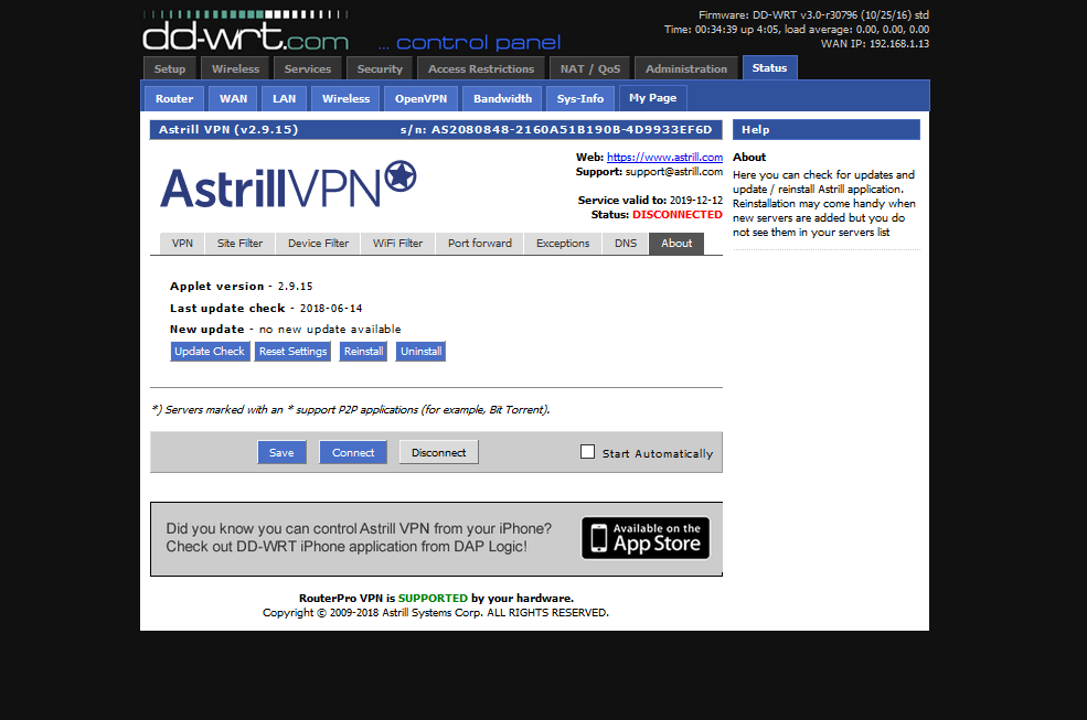 Astrill VPN Routers | Astrill VPN
