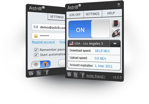 8 user reviews for Astrill VPN